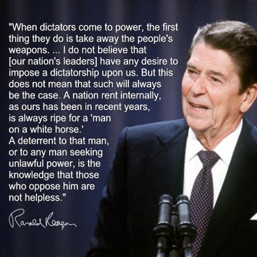 Obama S Reagan Quote Propaganda From Your President The D C Clothesline